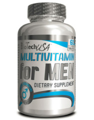 Фото Комплекс витаминов и минералов Multivitamin for Men