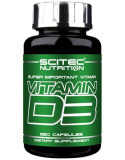 Фото Vitamin D3, Scitec Nutrition