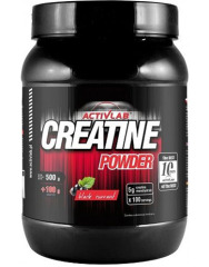 Фото Creatine Powder,  Activlab. 500 g. (Креатин моногидрат)