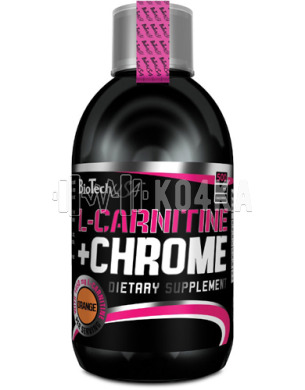 Фото Концентрат L-Carnitine + Chrome concentrate